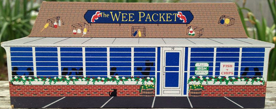 """That's a """"wee"""" Wee Packet Restaurant"""